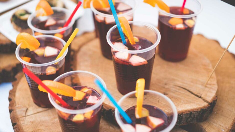 Summer Garden Party Cocktails Are Ready